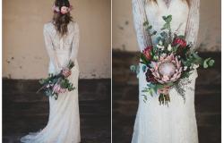 vestido de novia