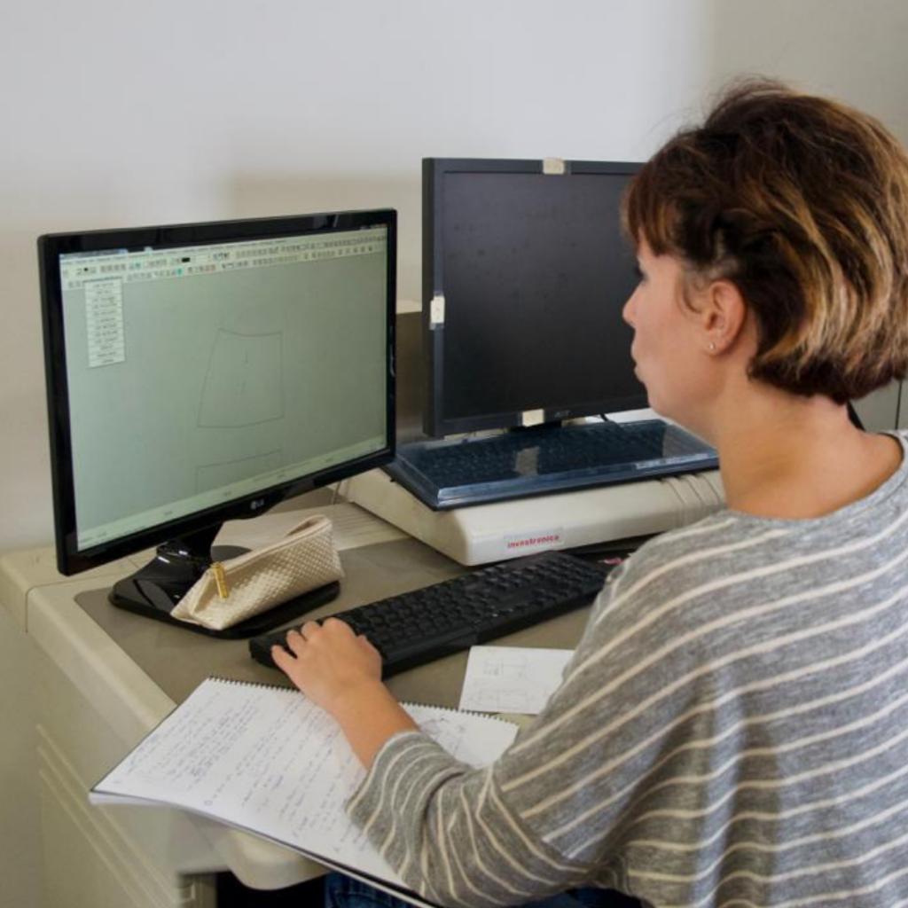 Patronaje asistido por ordenador