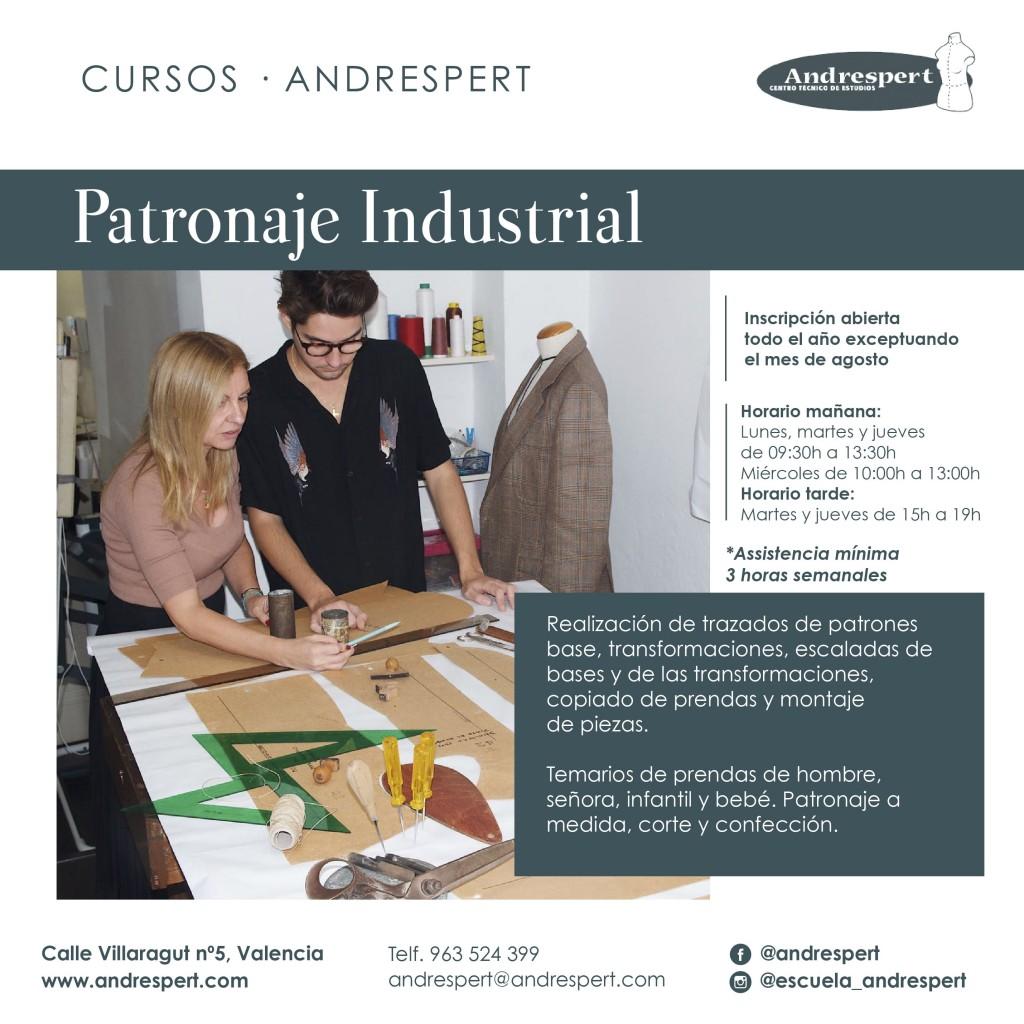 Patronaje Industrial