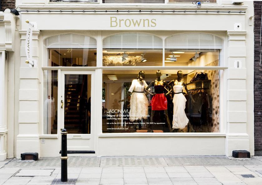 browns boutique