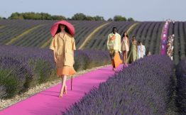 Desfile de Moda Jacquemus