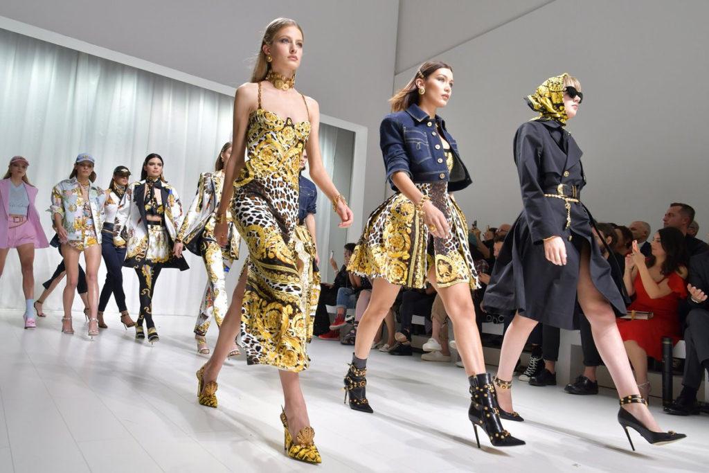Moda en Valencia. Estudiar un curso de diseño de moda para conseguir tu sueño y realizar tu propio desfile como Versace