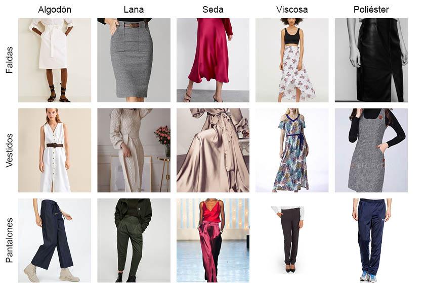 El tejido en moda